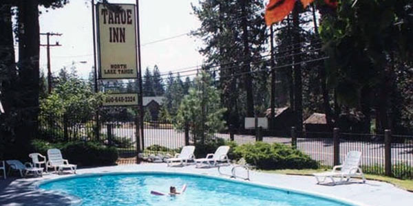 Tahoe Inn Kings Beach California