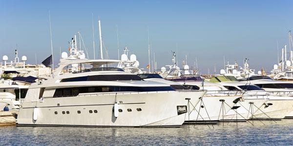 Tahoe Keys Marina and Yacht Club