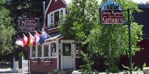 Tahoma Meadows Bed and Breakfast Cottages