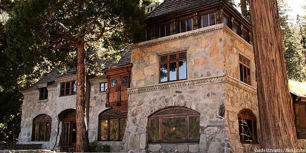 Vikingsholm Lake Tahoe CA
