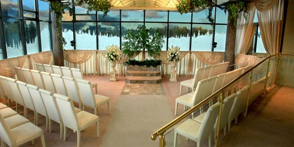 The Wedding Chapel at Harveys Lake Tahoe CA