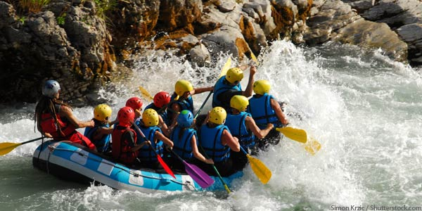 Whitewater Tours Lake Tahoe California