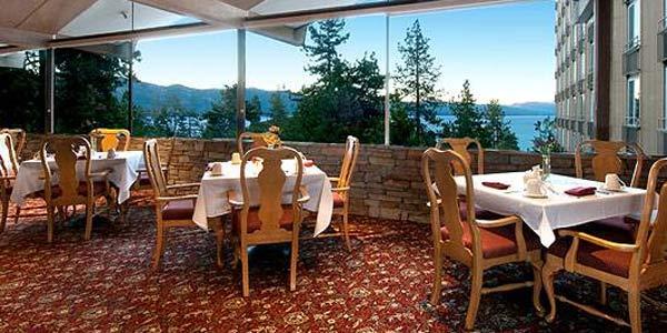 Cal Neva Lodge and Casino Lake Tahoe California