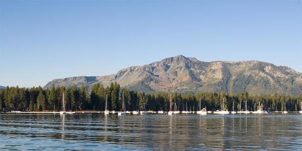 Camp Richardson Lodging and Camping South Lake Tahoe CA