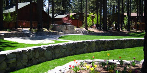 Deerfield Lodge at Heavenly Lake Tahoe California