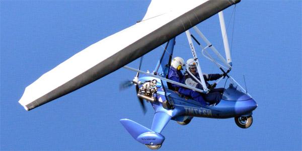 Hang Gliding Lake Tahoe California