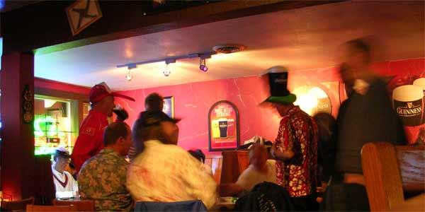 Murphys Irish Pub Tahoe California