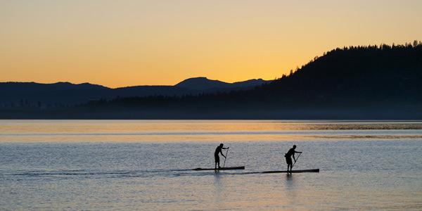 Standup Paddle South Lake Tahoe CA