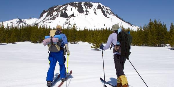 Tahoe XC Ski Area