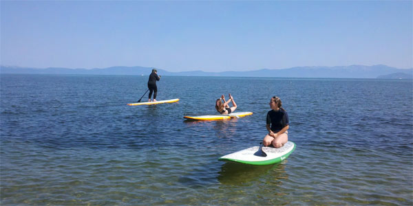 Lake Tahoe Yoga CA