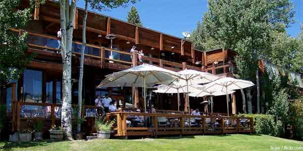The Boatworks Mall Tahoe City CA