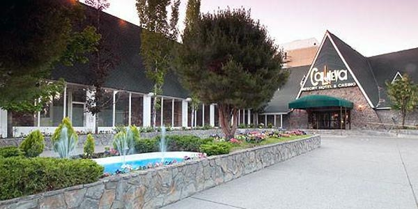 Cal Neva Lodge and Casino Crystal Bay NV