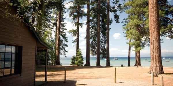 Camp Richardson Campgrounds