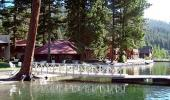 Donner Lake Village Resort Pier