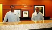 Hampton Inn and Suites Tahoe Truckee Front Desk