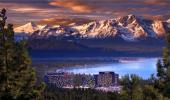 Harrahs Lake Tahoe Resort and Casino Exterior