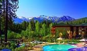 Hyatt Regency Lake Tahoe Resort Hotel Swimming Pool