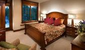 Tahoe Mountain Resorts Lodging Hotel Guest Bedroom