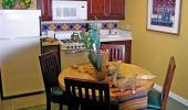 Lake Tahoe Vacation Resort Hotel Guest Kitchen