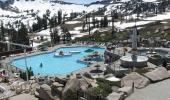 The Village at Squaw Valley Hotel Guest Pool Area
