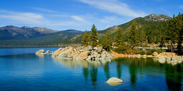 Lake Tahoe Resorts in California